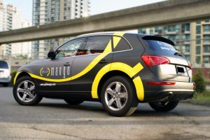 Oak Lawn Car Wraps Mango vehicle car Wrap 300x200