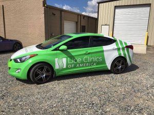 Oak Park Car Wraps car wrap full 300x225