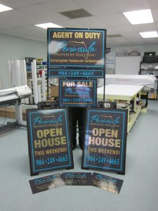 Real Estate Signs real estate outdoor yard sign 225x300