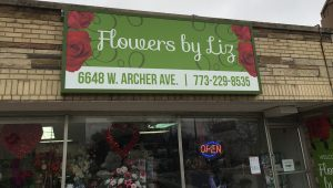 custom storefront panel sign